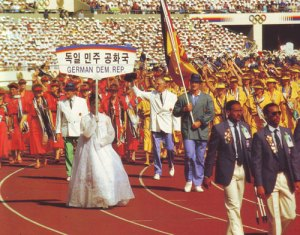 Eröffnung in Seoul