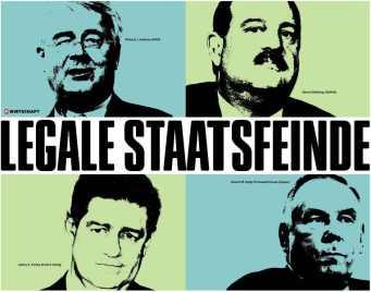 Legale Staatsfeinde, die Big Four