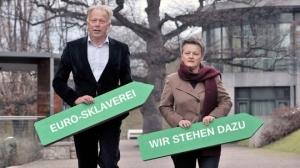 grüne Euro-Sklaverei