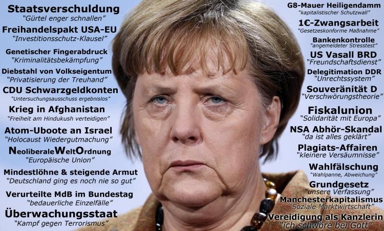 Manchmal beschleicht mich das Gefühl der Bundestag spricht ein völlig anderes Deutsch, aber dann denk ich, Gott schuf die CDU nur um unsere Standfestigkeit zu prüfen.