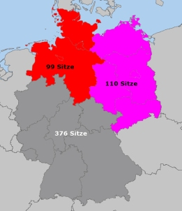 Deutschlands Kolonien; der Norden und der                           Osten