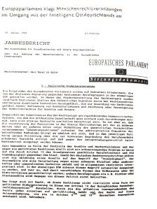 Menschenrechte für Ostdeutsche