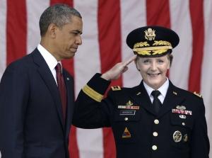 Obama und sein Vasall