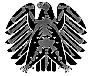 Von wegen stolzer Adler - Pleitegeier
