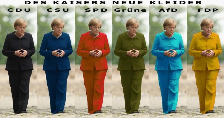 Des Kaisers neue Kleider