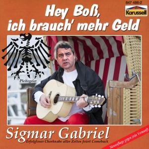 SPD Gabriel - Hey Boss ich brauch mehr Geld