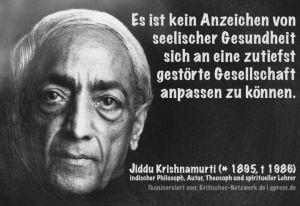Jiddu Krishnamurti indischer Philosoph Krishna Weltlehrer