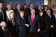 13 Deutsche Minister in Israel