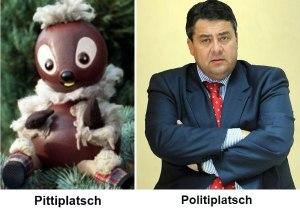 Pittiplatsch und Politiplatsc