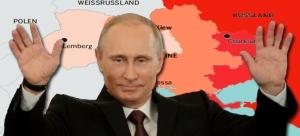 Putin ergibt sich