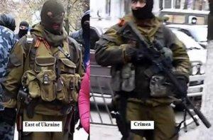 Russische Waffen?
