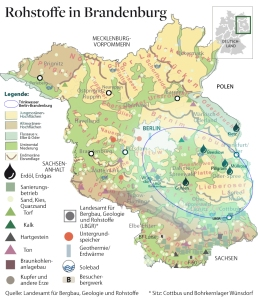 Brandenburger Bodenschätze