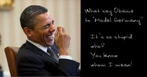 Was Obama wirklich von Merkel hält.