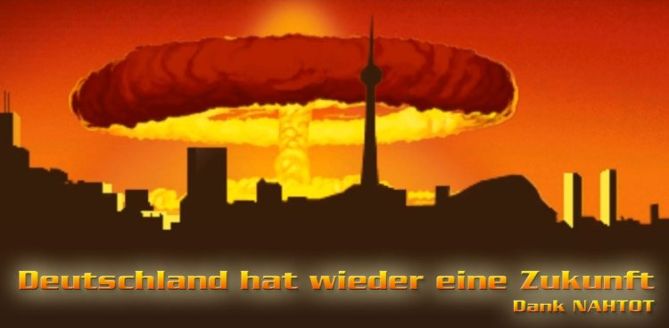 Deutschland hat wieder eine Zukunft