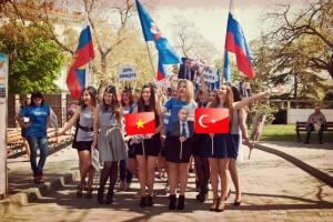 Prorussische Türken
