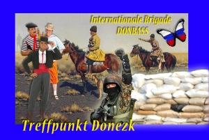 Internationale Brigade Donbass