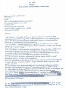 2+4-Vertrag über polnische Grenze