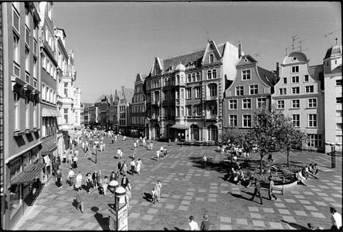 Rostock Boulevard 1985