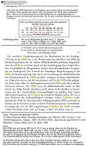 Milliardenkredit an die bankrotte DDR von Strauß