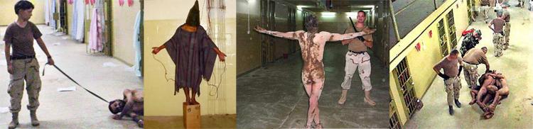 Folter in Abu Grahib