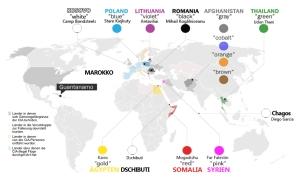 Black Sites - US Foltergefängnisse in der Welt