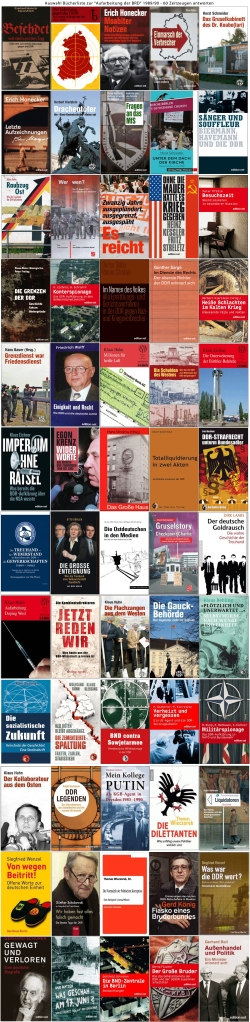 Empfohlene Bücher die Antworten geben