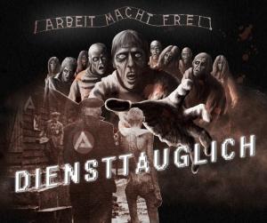 Zombies laut Bundesamt für Arbeit diensttauglich