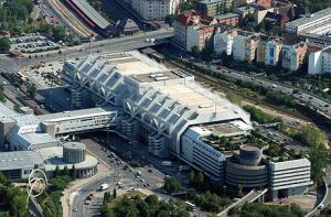 AsbestRuine ICC Berlin
