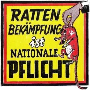 """DDR Hetze der """"Kampfgruppe gegen Unmenschlichkeit"""""""
