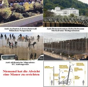 Mauern in der EU